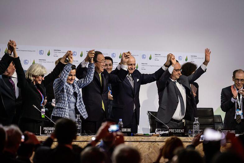 Świat przyjął porozumienie ws. ochrony klimatu. Obama: to wielkie osiągnięcie