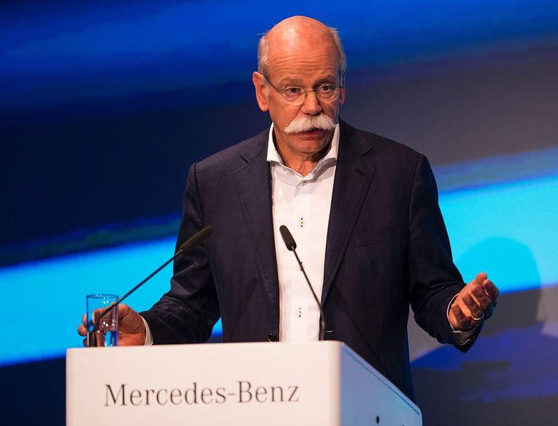 Daimler objęty dochodzeniem w sprawie manipulowania emisją spalin