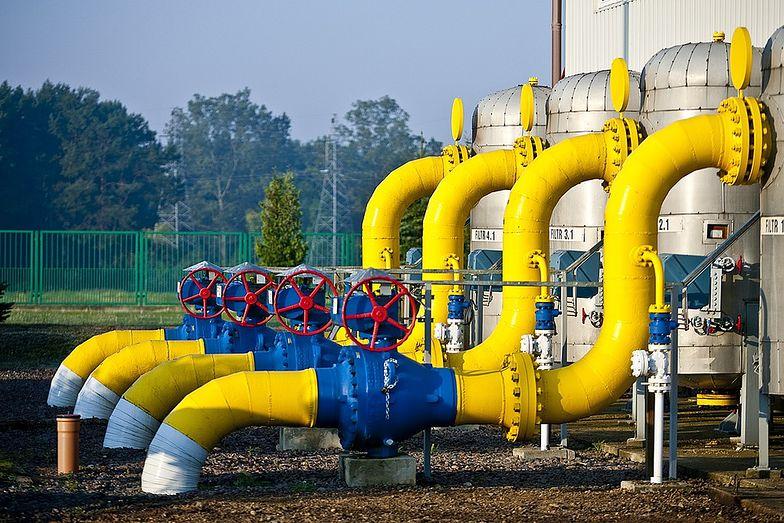 Testowany gazociąg na Ukrainę. Już wkrótce...