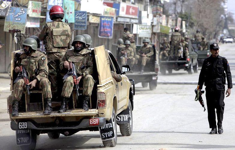 Walki w Pakistanie. Co najmniej 17 zabitych w ataku samolotu bezzałogowego