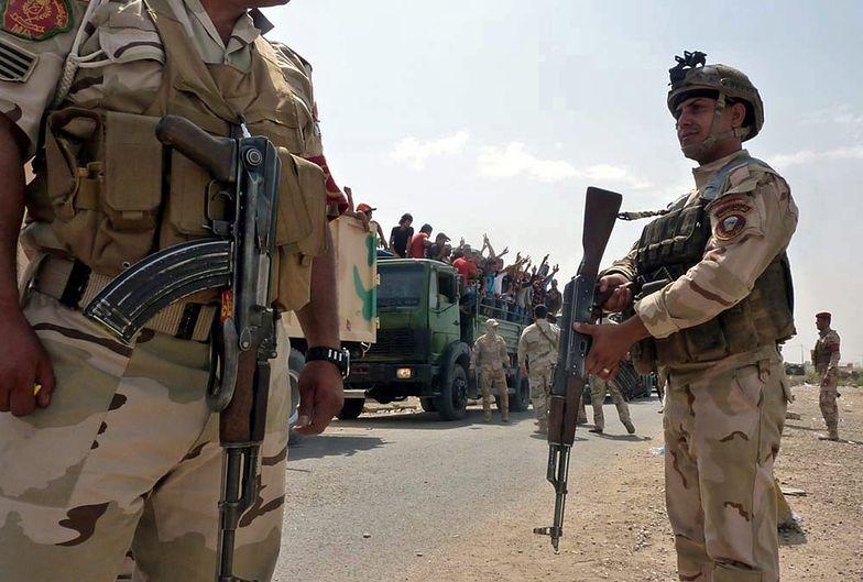 Prezydent USA nie może pozostawić Iraku bez pomocy. Zwłaszcza, gdy część wojska uciekła