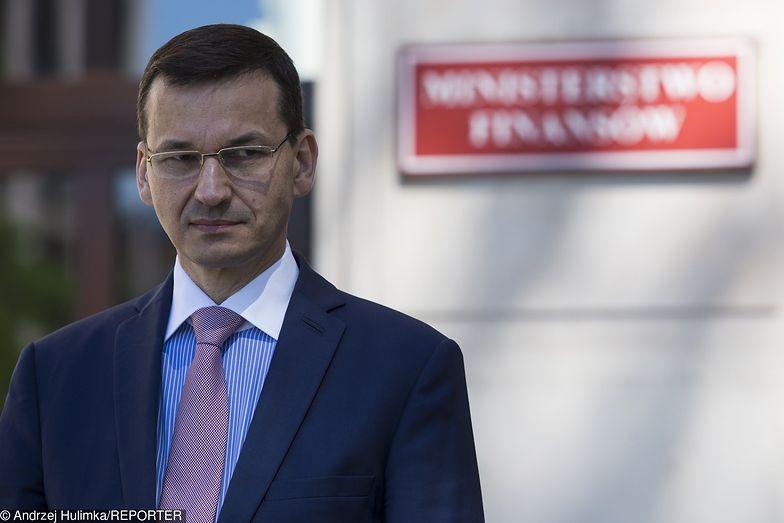 """Morawiecki o inicjatywie prezydenta. """"Nie wiedziałem o niej, byłem zaskoczony"""""""