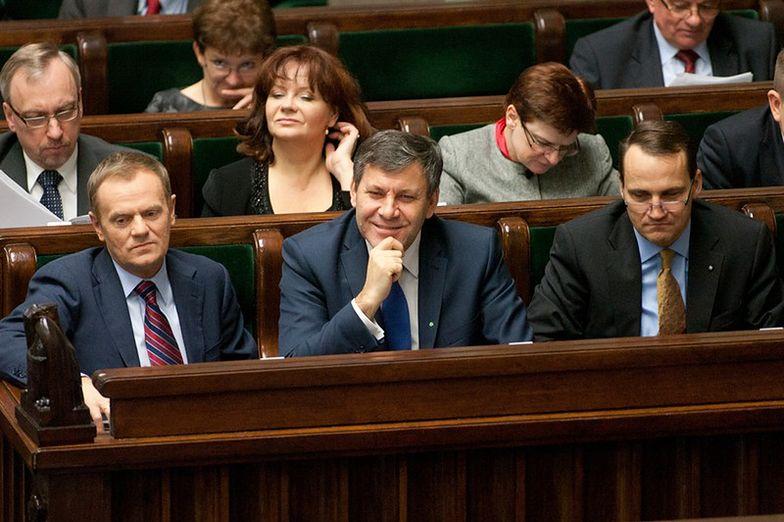 Będzie awantura w Sejmie. PO chce likwidacji finansowania partii z budżetu