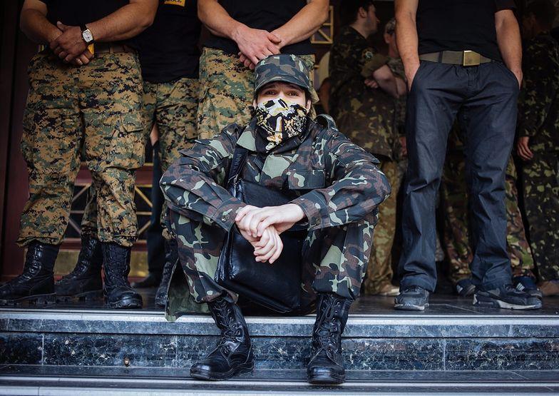 Rosji zależy na destabilizacji sytuacji politycznej na Ukrainie. Finansuje separatystów