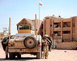 Irak: 8 Polaków ucierpiało w ostrzale bazy Echo