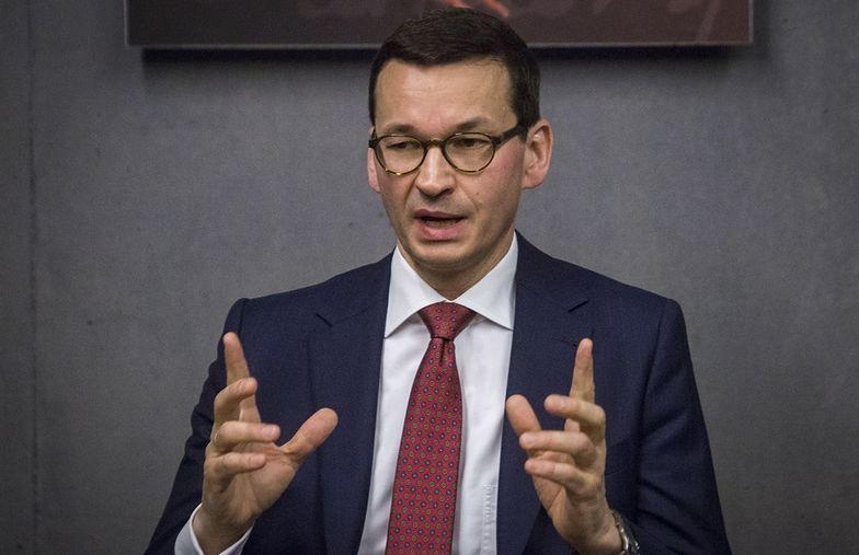 Mateusz Morawiecki wielokrotnie podkreślał, że wprowadzenie cyfrowego podatku to dobre rozwiązanie