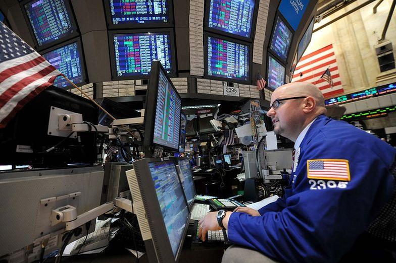 Wall Street najgorzej od pięciu lat. Trzeci miesiąc spadków z rzędu