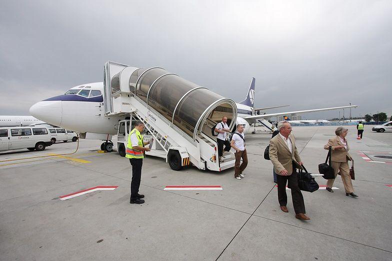 Lotniska w Polsce. Do Łodzi wracają połączenia lotnicze do Edynburga, Mediolanu i Bristolu