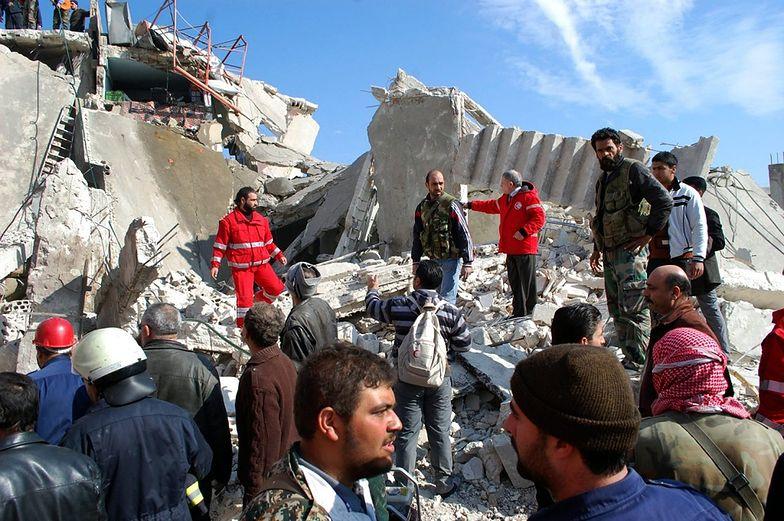 Krwawe walki między rebeliantami w Syrii