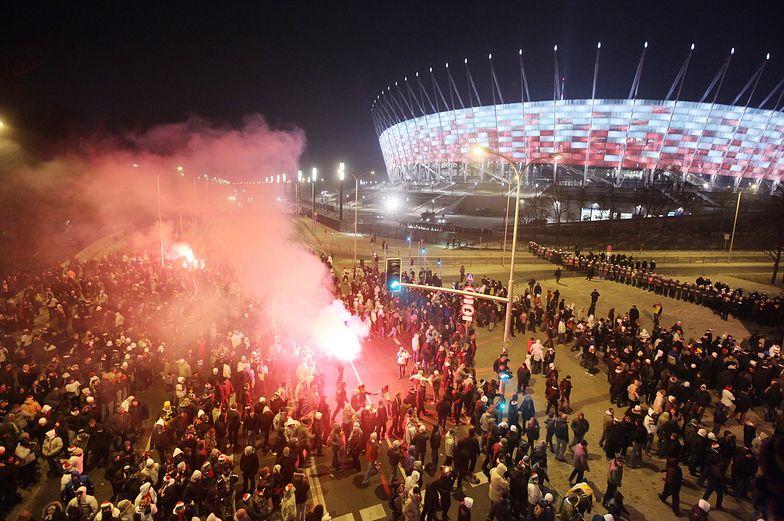 Stadion Narodowy w proszku. Mecz z Portugalią się odbędzie?
