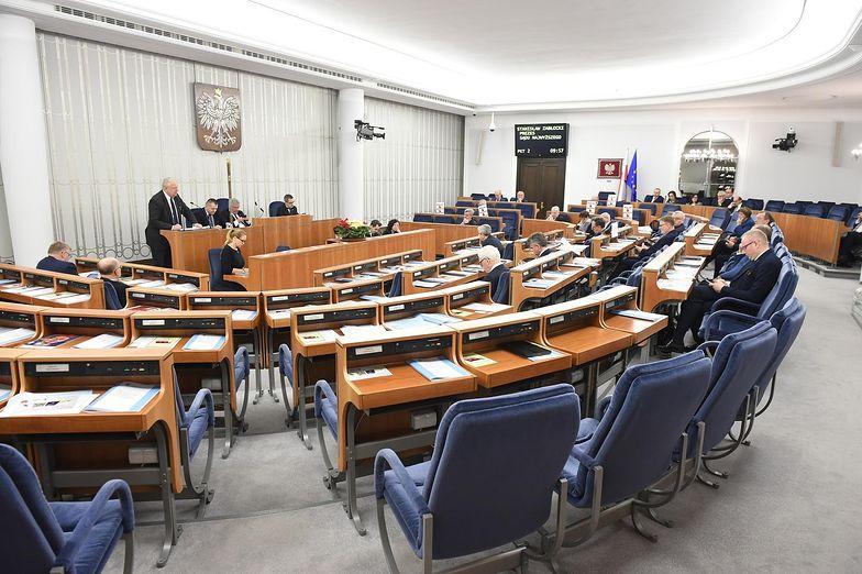 Senat przyjął PPK