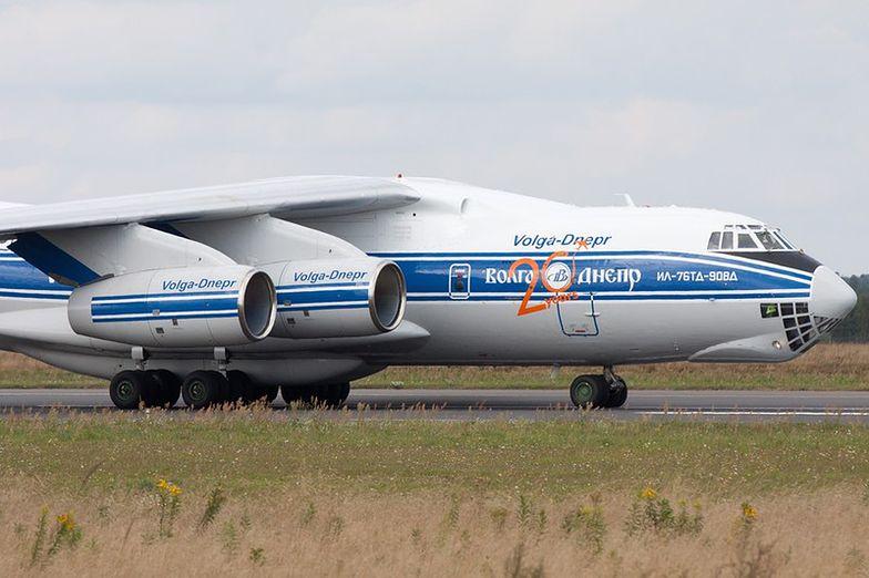 Chiny testują nowy samolot transportowy