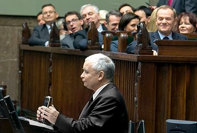 Z Glińskim wyszła farsa. Kiedy PiS sięgnie po władzę?