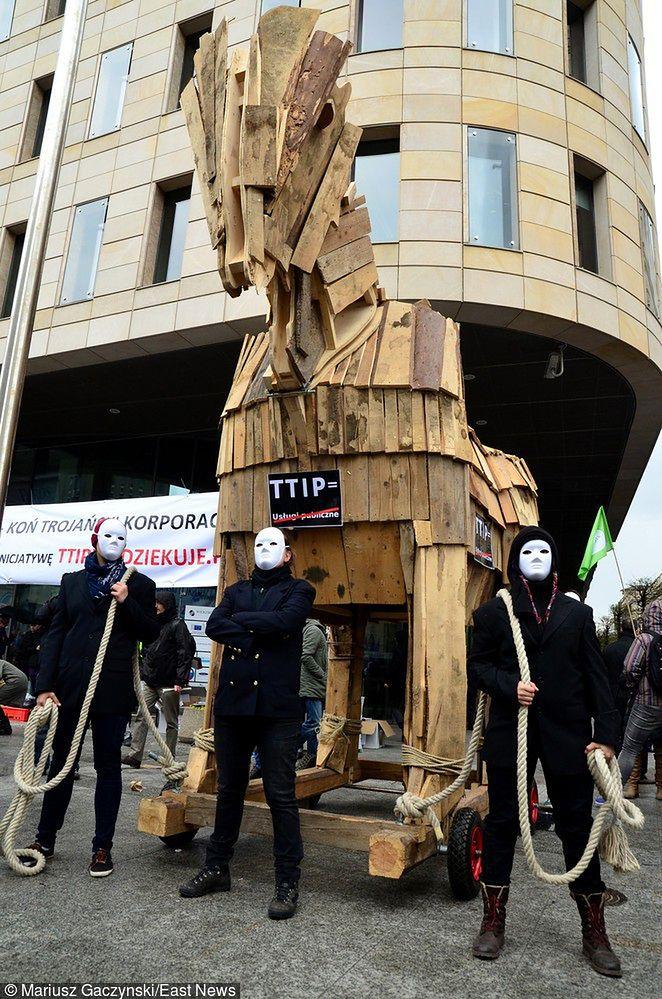 Umowa TTIP. Minister rozwoju uważa, że jest dobra dla polskich firm