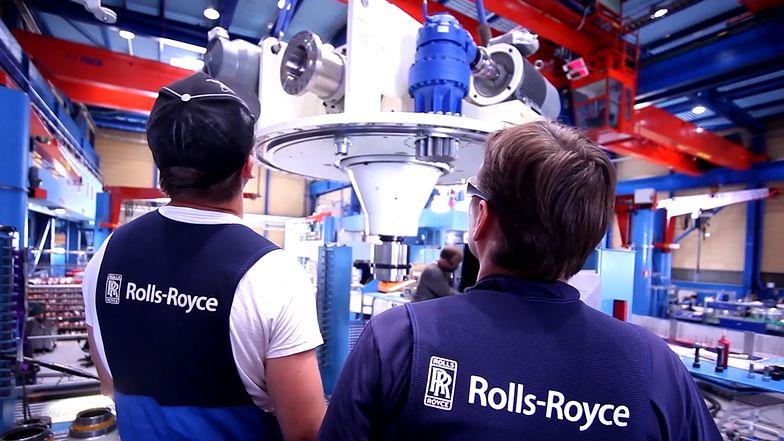 Rekordowa strata Rolls-Royce'a. Producent silników lotniczych i okrętowych 4,6 mld funtów na minusie