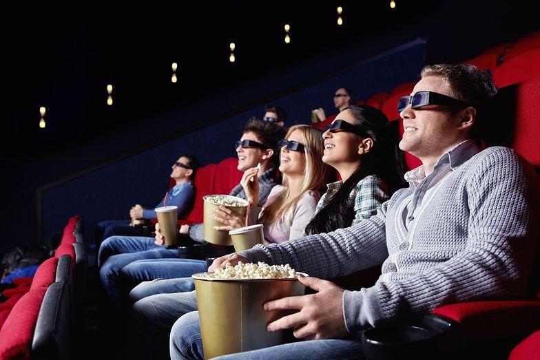 Kina nie lubią klientów, którzy przychodzą tylko na film. Na popcornie zarabiają więcej niż na projekcji