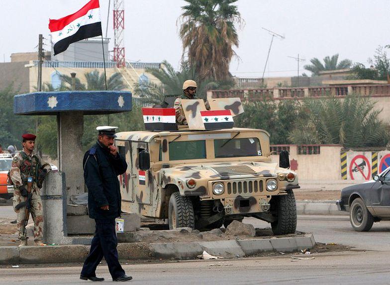 Niemcy wspomogą irackie oddziały</br>