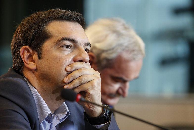 Grecki rząd chce porozumienia z eurogrupą
