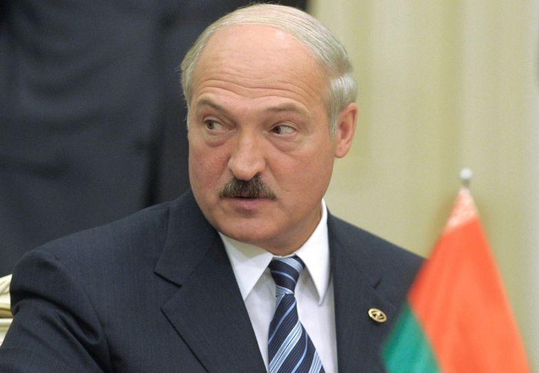 Na zdj. Aleksander Łukaszenka