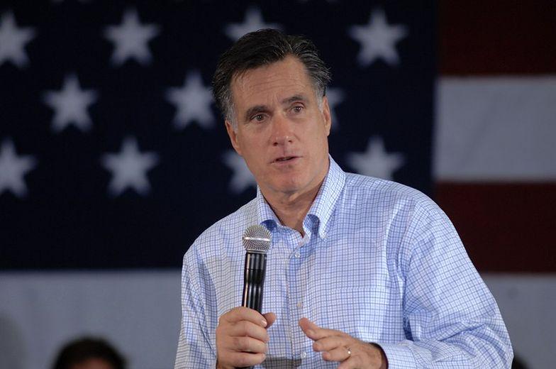 Romney pogardza wyborcami Obamy?