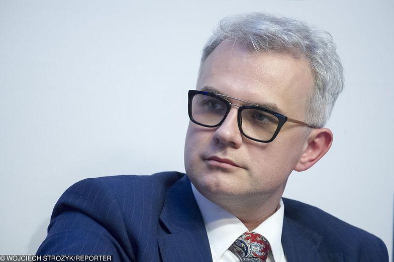 Prezes Grupy Lotos, Mateusz Bonca