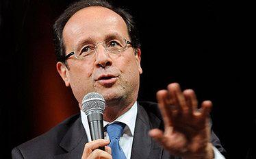 Francja: Hollande spotka się z szefami dyplomacji USA i Wielkiej Brytanii