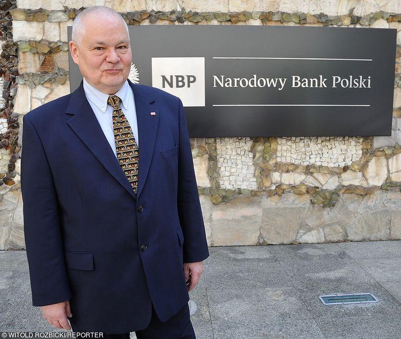 Profesor Adam Glapiński przewodniczy NBP.