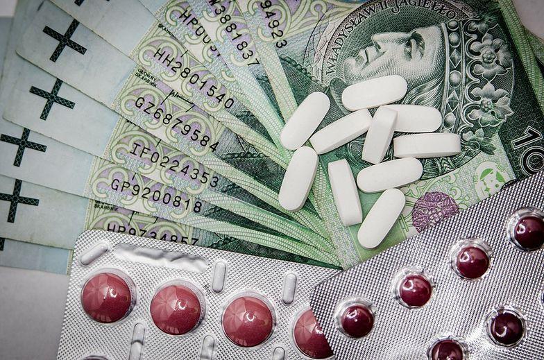 Firmy farmaceutyczne ujawniły komu i za co płaciły. Kwoty dla lekarzy idą w miliony złotych