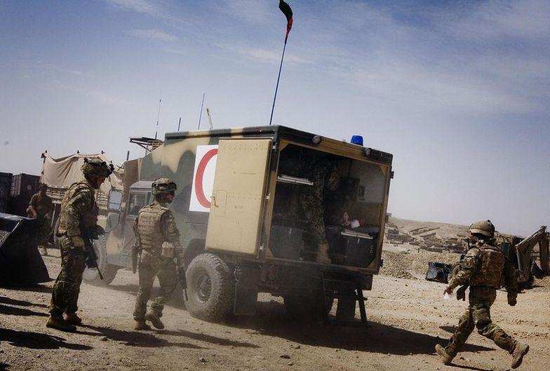 Zamach bombowy na autobus w Kabulu