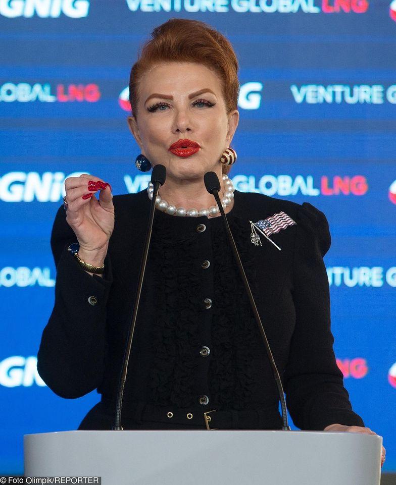 Georgette Mosbacher, ambasador Stanów Zjednoczonych w Polsce