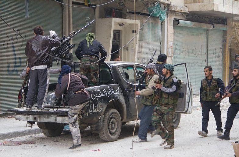 Wojna w Syrii. ONZ zaniepokojona incydentami na granicy Syrii i Libanu