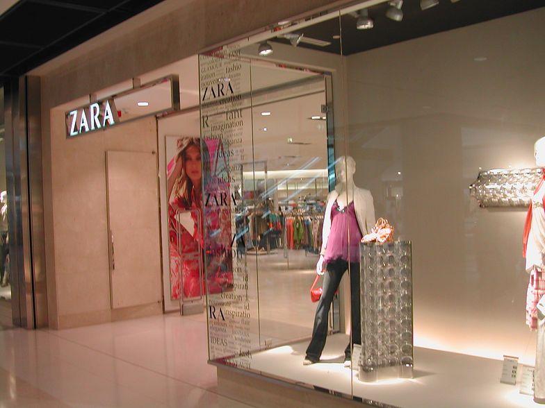 Zara ma blisko 2 200 sklepów na całym świecie