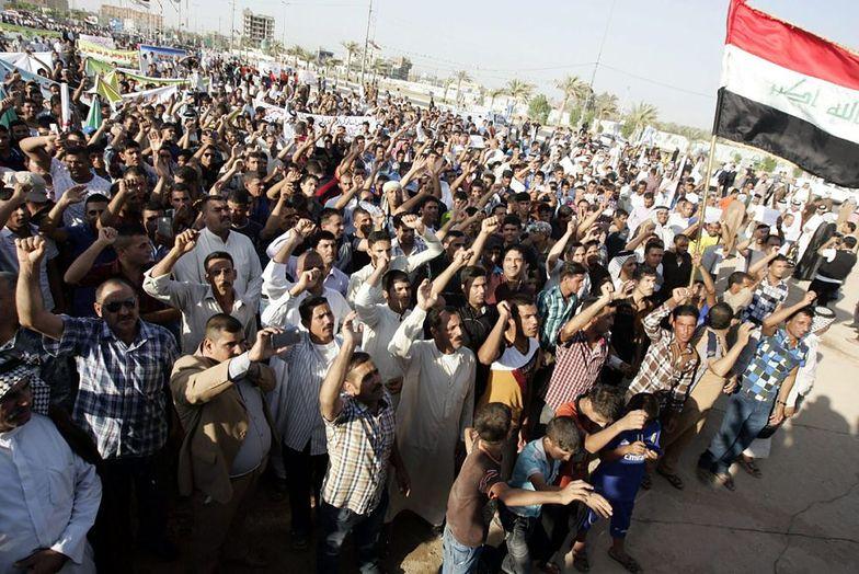 Konflikt w Iraku. Ajatollah Sistani wzywa do zjednoczenia