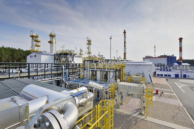 PGNiG zapełnił więkoszość pojemności magazynów gazu