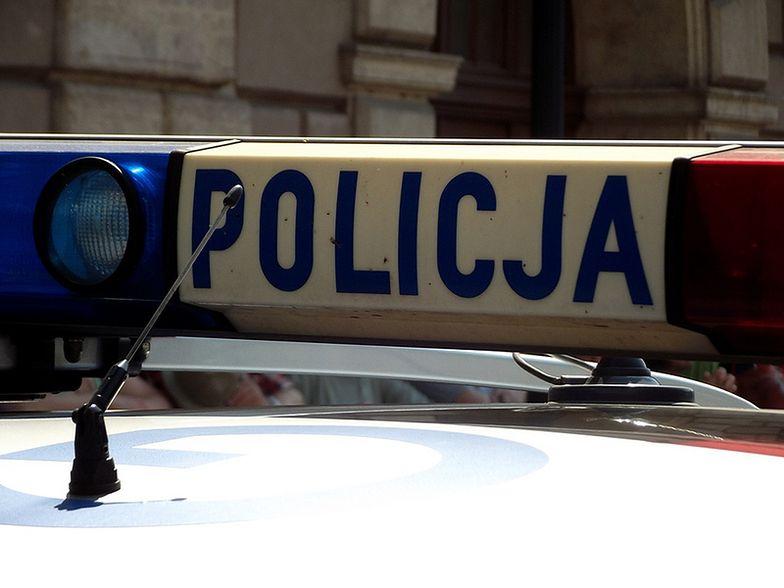 Nietrzeźwy policjant spowodował wypadek w Katowicach