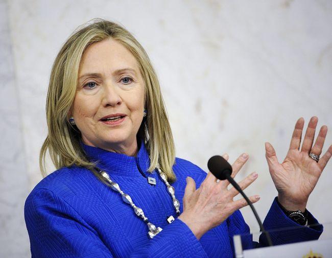 Wojna w Syrii. Clinton przeciwko włączeniu Iranu do sprawy