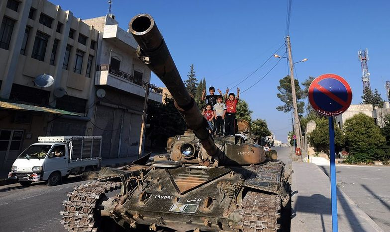 Syria we krwii. Trwa zacięta bitwa o Aleppo