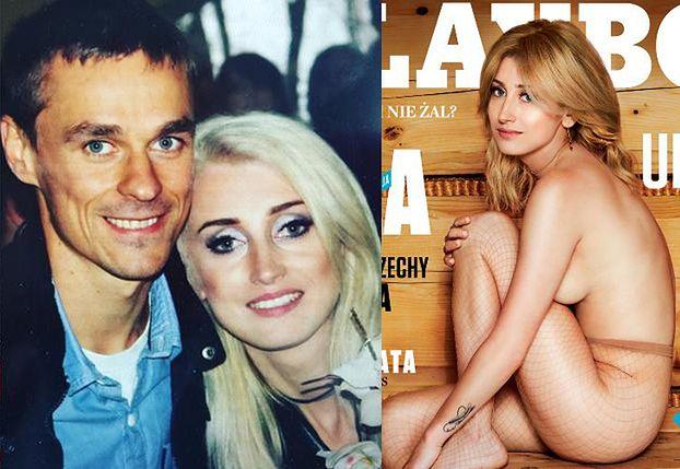 """Internauci zniesmaczeni sesją Żyły w """"Playboyu"""": """"Dobrze, że Piotrek panią zostawił!"""""""
