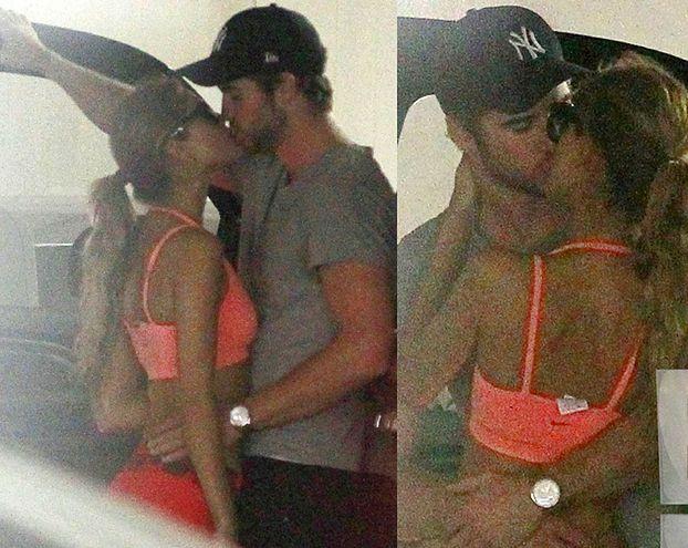 Liam Hemsworth ma nową dziewczynę! (FOTO)
