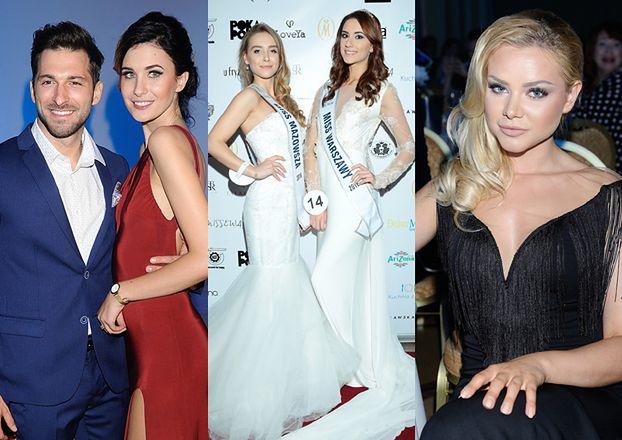 Celebryci na wyborach Miss Warszawy (ZDJĘCIA)