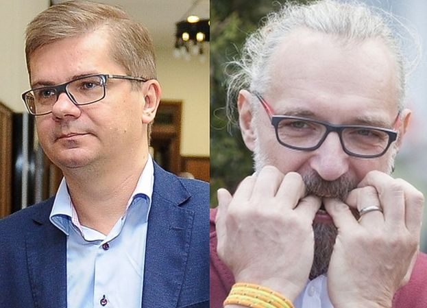 """Latkowski: """"Szanowany biznesmen chodzi po kolegach, żeby zrzucili się na alimenty dla Kijowskiego"""""""