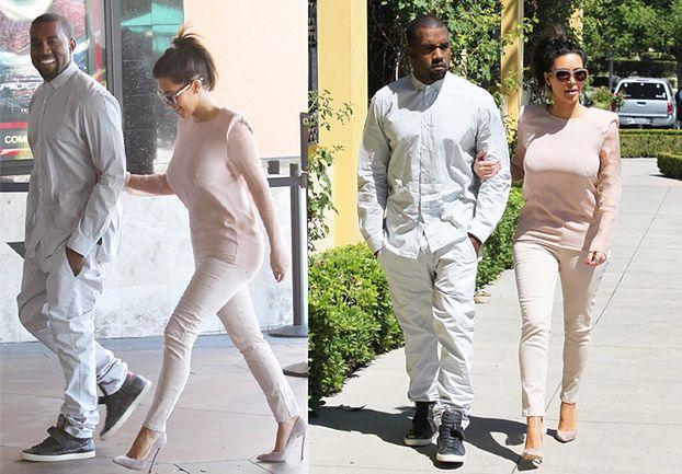 Kim Kardashian BEZ STANIKA (ZDJĘCIA)