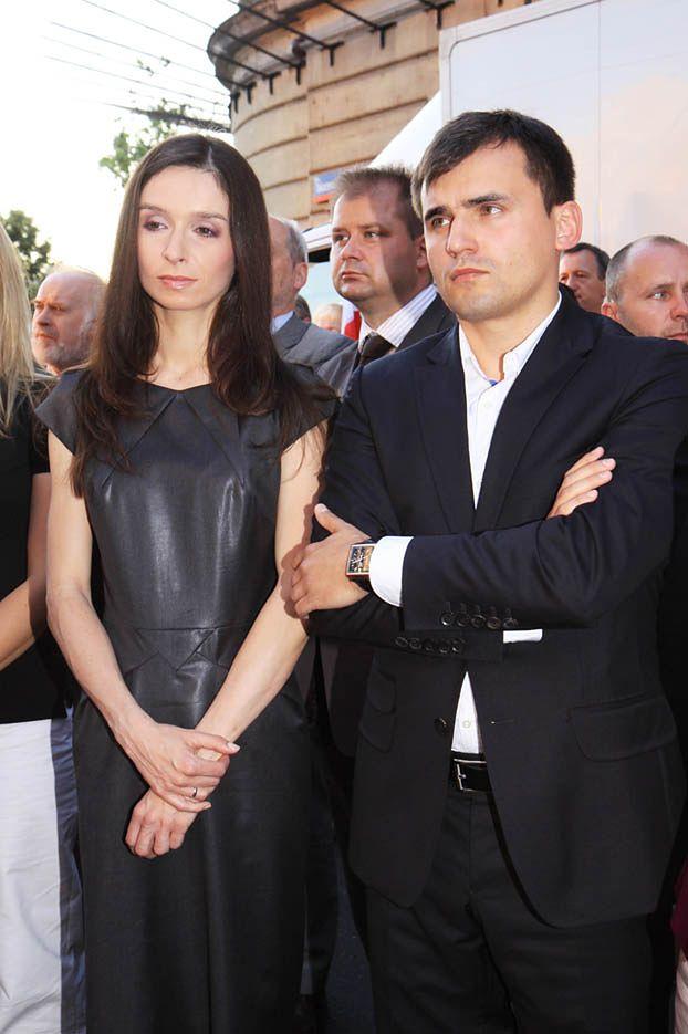 Kaczyńska i Dubieniecki jednak się rozwodzą?!