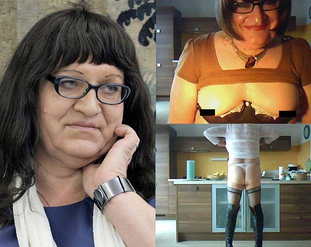 """Poznajecie osobę z """"seks-kamerki""""?! Anna Grodzka: """"TO MISTYFIKACJA!"""""""