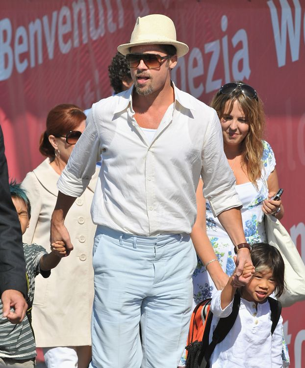 Brad Pitt jednak będzie walczył o opiekę nad dziećmi!