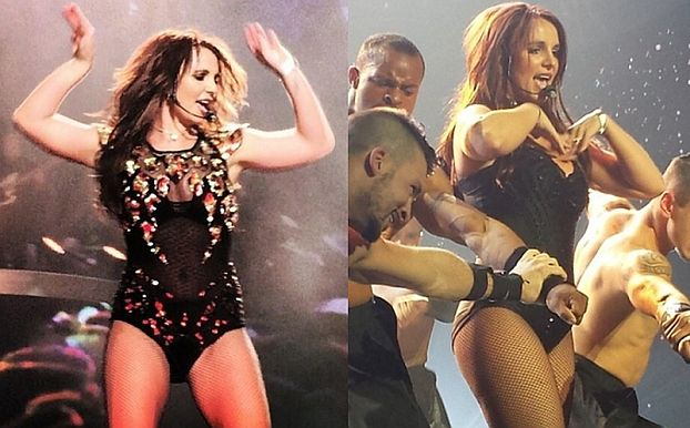 Britney znów jest brunetką! (FOTO)