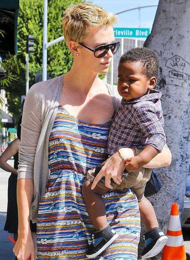 Charlize Theron chce adoptować kolejne dziecko!