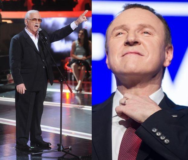 Pietrzak i Kurski znowu się lubią. Satyryk znalazł zajęcie w TVP