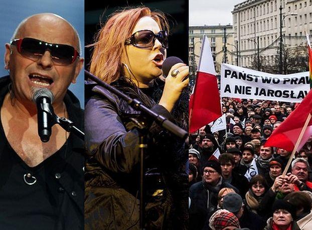 """Członkowie Lombardu protestują przeciwko... śpiewaniu """"Przeżyj to sam"""" na marszu w Poznaniu!"""