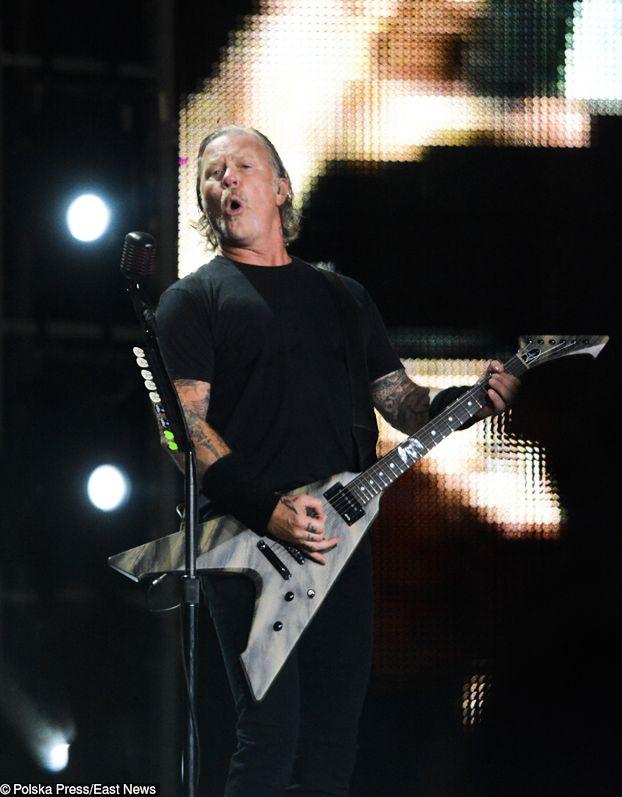 Metallica przekazała 200 tysięcy złotych na hospicjum dla dzieci!